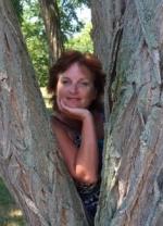 silvia in tree