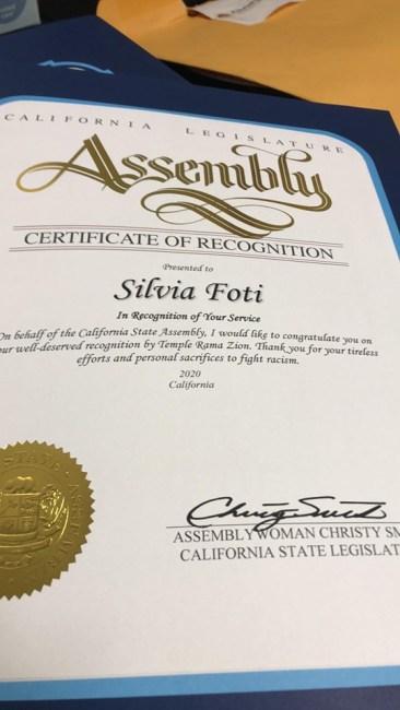Foti - CA State Assembly (1)