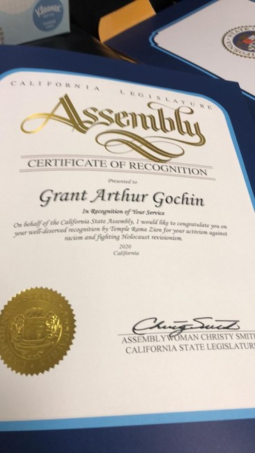Gochin - CA State Assembly (1)